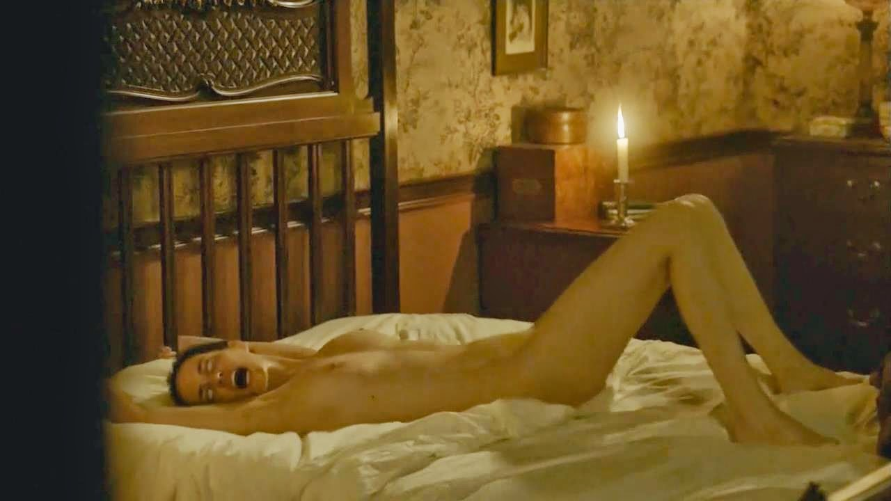 Eva green nude penny dreadful