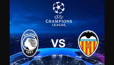 Atalanta BC vs Valencia CF