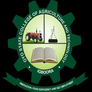 Oyo State College Agriculture 2nd Semester Students Registration Notice - 2017/2018
