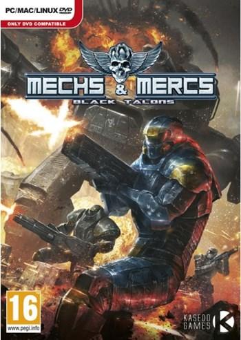 Mechs and Mercs Black Talons PC Full Español