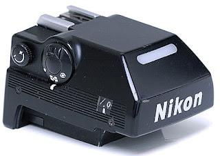 Nikon F4 DP-20 Head