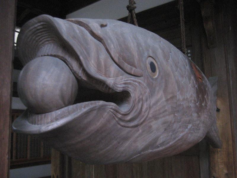 奈良のお寺には木魚がない? | 2016-11-20 の日々雑感