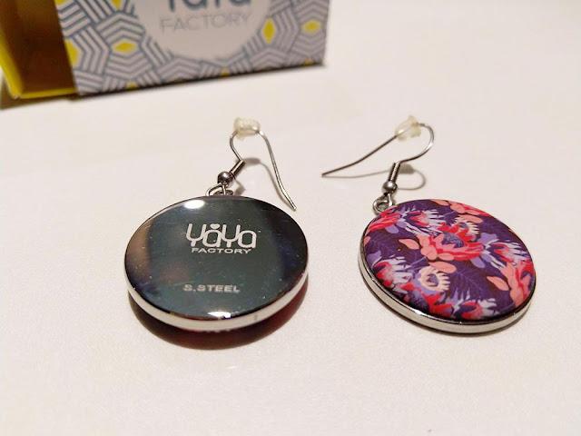 bijoux personnalisables de la marque yaya factory