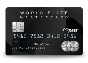 Elite Rewards World MasterCard