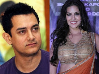 Aamir Khan thinks that Sunny Leone needs training for acting