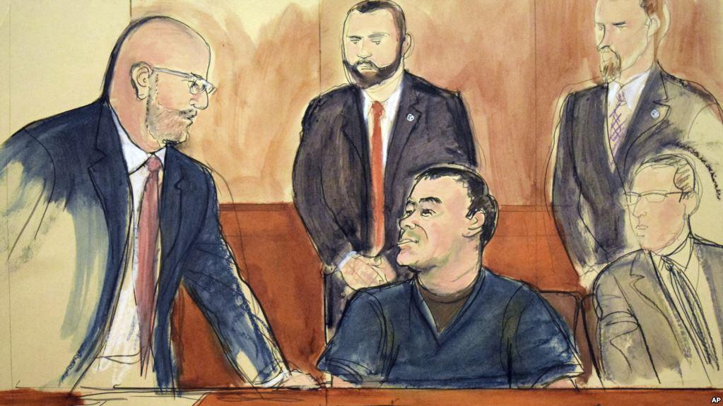 Jesús Reynaldo Zambada testificó ofreciendo detalles profundos sobre ese cartel  / AP