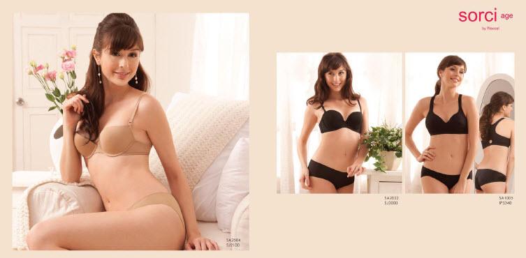 cabf973073 IAMBRIGITTE   WACOAL  Be Body Beautiful At Any Age!