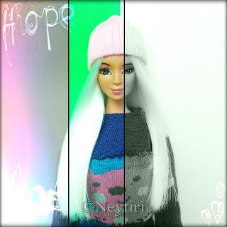 2ne1 barbie doll Dara