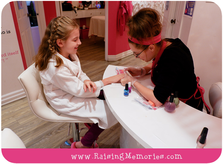 Spa for Girls in Toronto Ontario Blog Review