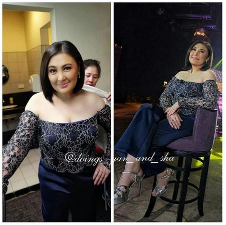MAJOR TRANSFORMATION: Sharon Cuneta's New And Slimmer Look Will Definitely Surprise You!