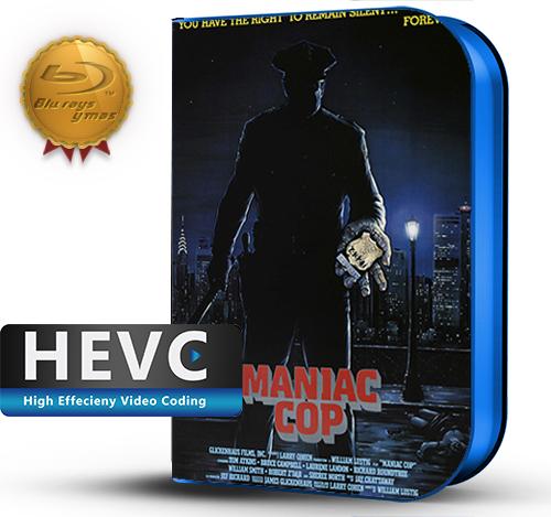 Maniac Cop (1988) 1080P HEVC-8Bits BDRip Ingles (Subt.Esp)(Terror)