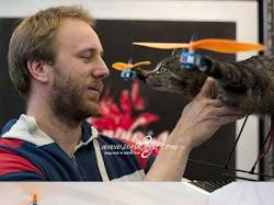 Mayat Kucing Ini Dijadikan Helikopter