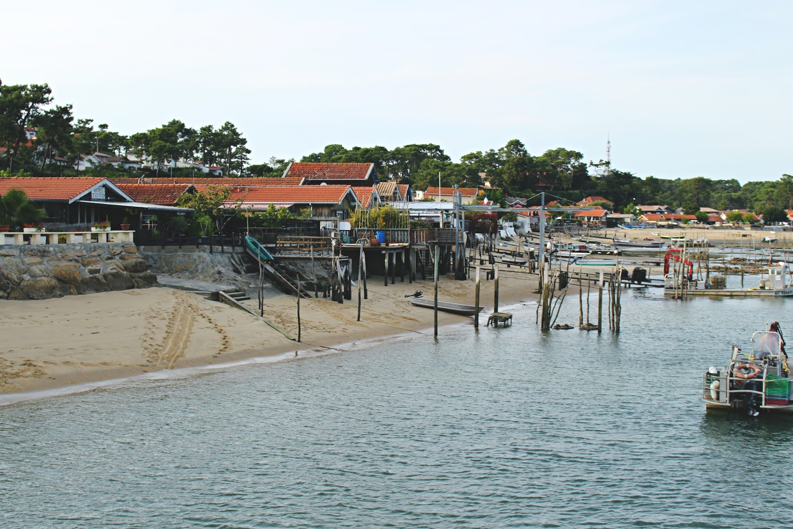 cap ferret port