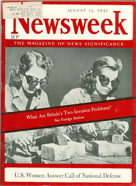 Newsweek, 11 August 1941 worldwartwo.filminspector.com