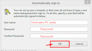 Cara Menghapus Password di Windows