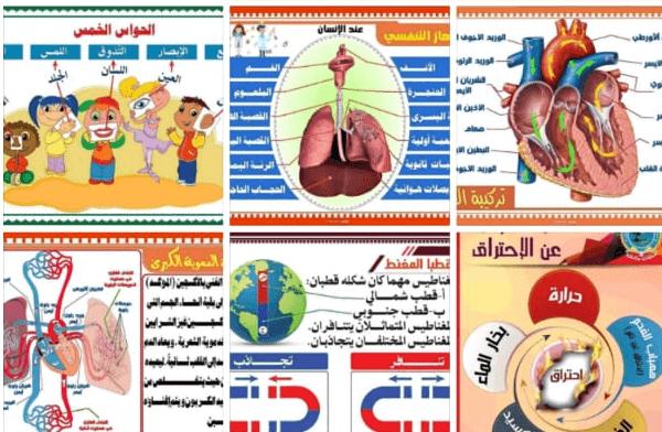 ملصقات و بطاقات تربوية  تعليمية للأطفال