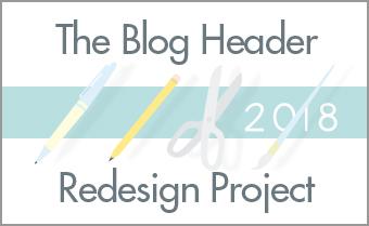 The Blog Header Redesign