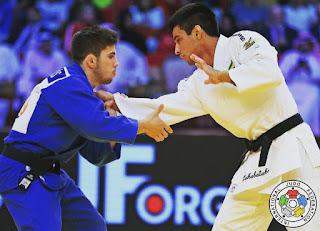 JUDO - Garrigós y Sherazadishvili subieron al podio de los mejores en el Masters final