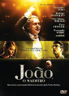 João, O Maestro - HDRip Nacional