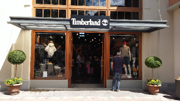 Timberland Outlet Fidenza Village
