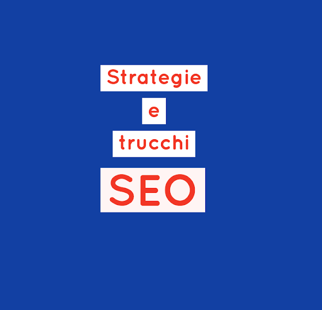 strategie e trucchi SEO