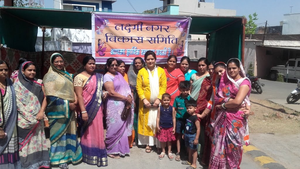 एएसपी ने लक्ष्मीनगर समिति की महिला इकाई द्वारा संचालित प्याऊ का शुभारम्भ किया -ASP-Launches-drinking-water-plant-Laxmi-Nagar-Women-Entity