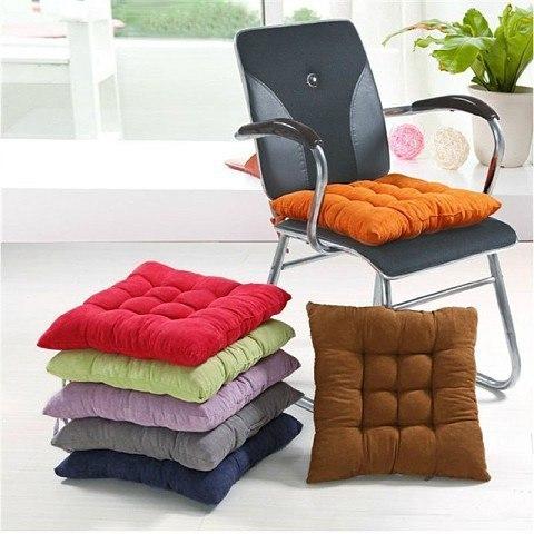 Aprende c mo hacer cojines o almohadones para sillas paso - Cojines para silla ...