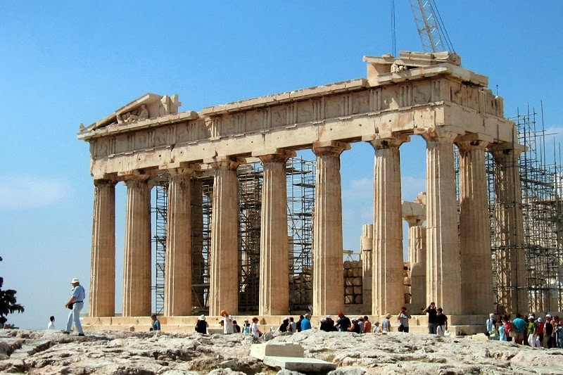 Athens, Hellas - Top 20 Spots to See in Europe