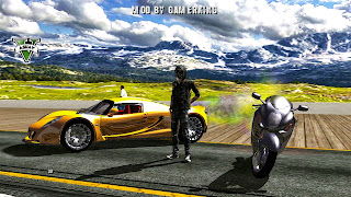 DOWNLOAD GTA 5 PREMIUM ULTRA REALISTIC 2K18 MOD ON ANDROID - GamerKing