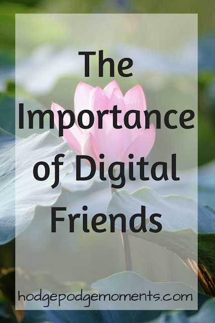 The Importance of Digital Friends