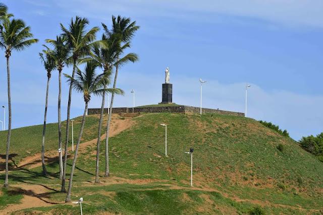 Monumento do Cristo da Barra será tombado hoje (29)