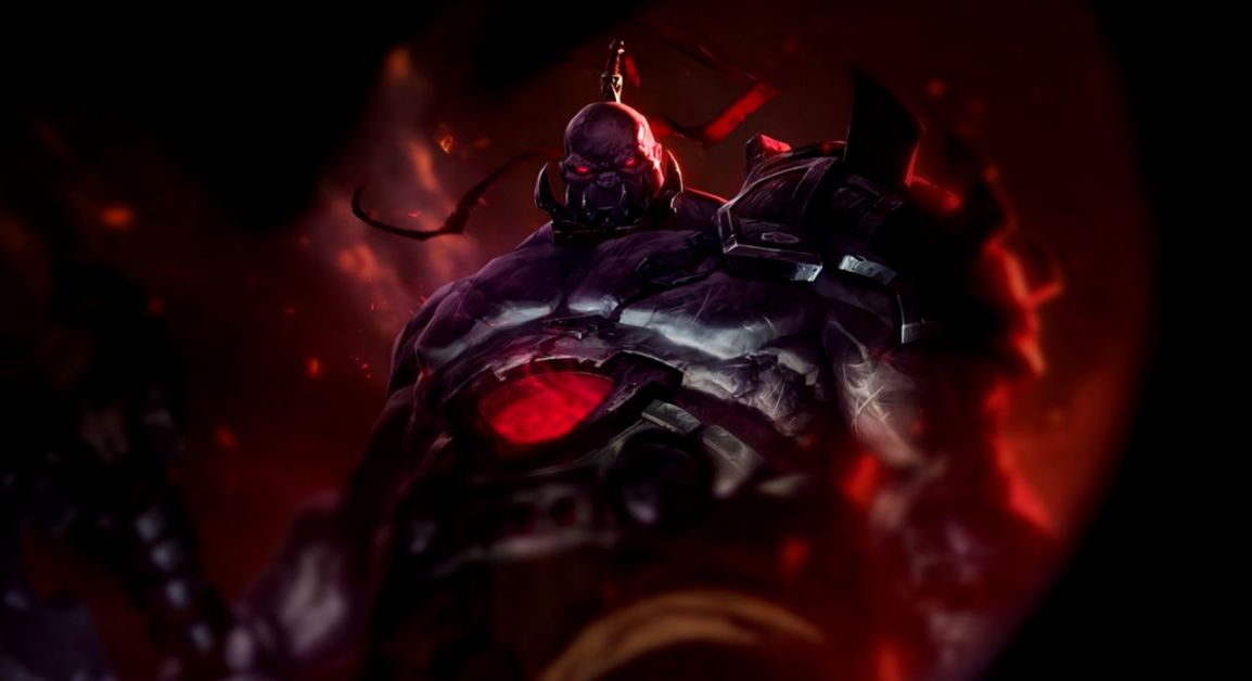 League Of Legends Sion Undeed Wallpapers Clone