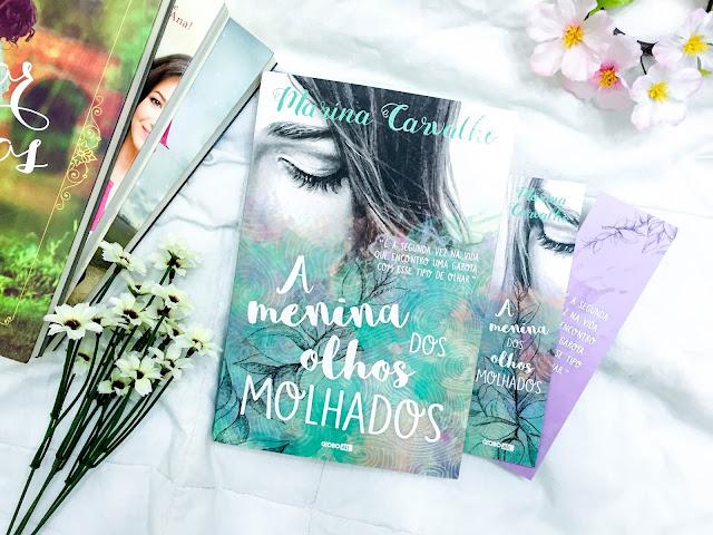 [Resenha] A menina dos olhos Molhados | Marina Carvalho