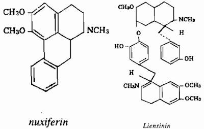 Thành phần hóa học CÂY SEN - Nelumbo nucifera - Nguyên liệu làm Thuốc Ngủ, An Thần, Trấn Kinh