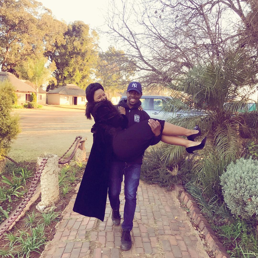 Jessica Nkosi Boyfriend