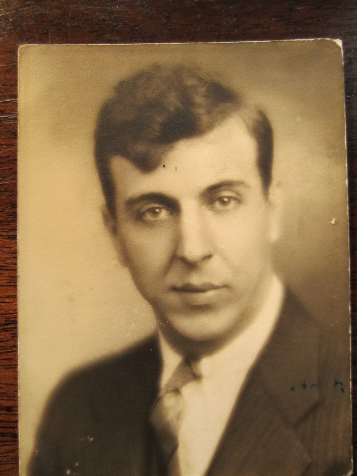 Climbing My Family Tree: Clarence W. Snyder at 17 (1910-1982)