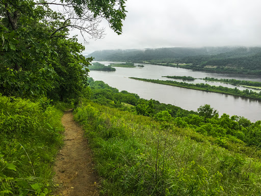 Perrot State Park in Trempealeau WI