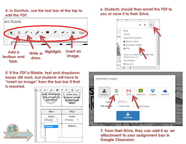 Do you have a copy limit at your school? This is a common obstacle for teachers, so this blog post provides a tutorial for how to make your worksheets work digitally. The steps in this post share how to turn printables into PDFs so students can edit them digitally. Click through to get the tutorial!