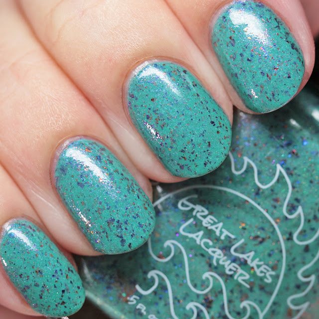 Great Lakes Lacquer Hope Always Floats