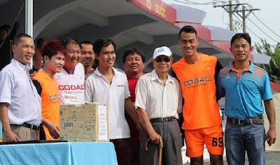 Nhật Bản Thái Lan đã từng sang Việt Nam học bóng đá