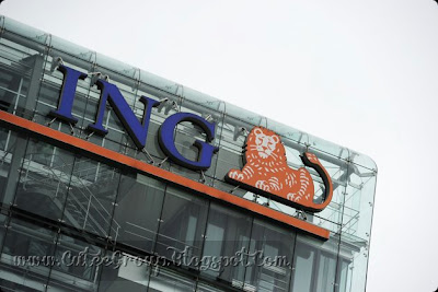 ING Group ING Group is a financial institution which offers banking, asset management, and insurance services. ING is an abbreviation for International Netherlands Group.