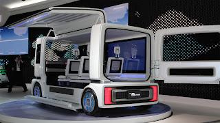 Dream Fantasy Cars-Daihatsu FC Showcase