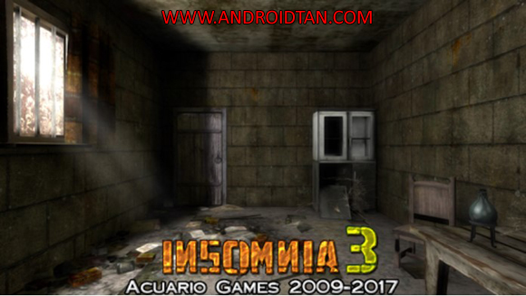 Free Download Insomnia 3 Моd Apk + Data v3 Android (Ads Free) Terbaru 2017