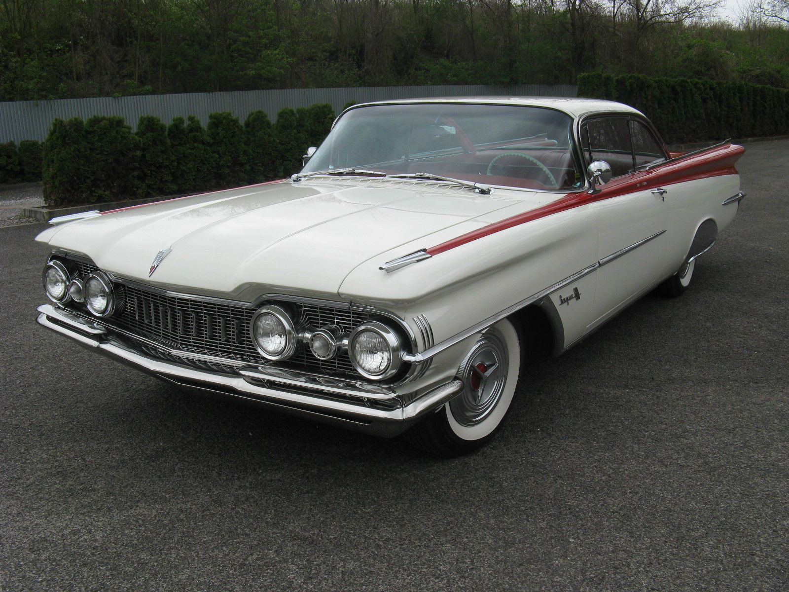 Oldsmobile Cars: All American Classic Cars: 1959 Oldsmobile Super 88 2-Door