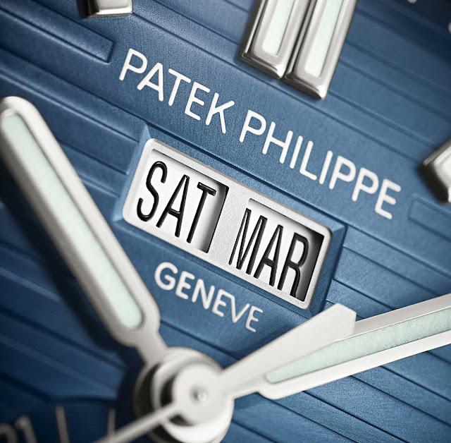 Patek Philippe Nautilus 5726/1A