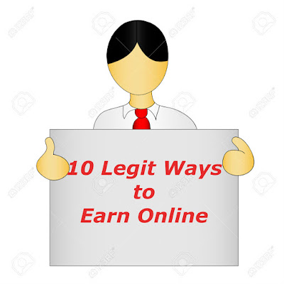 10 Ways Nigerians Make Money Online In A Legit Way?