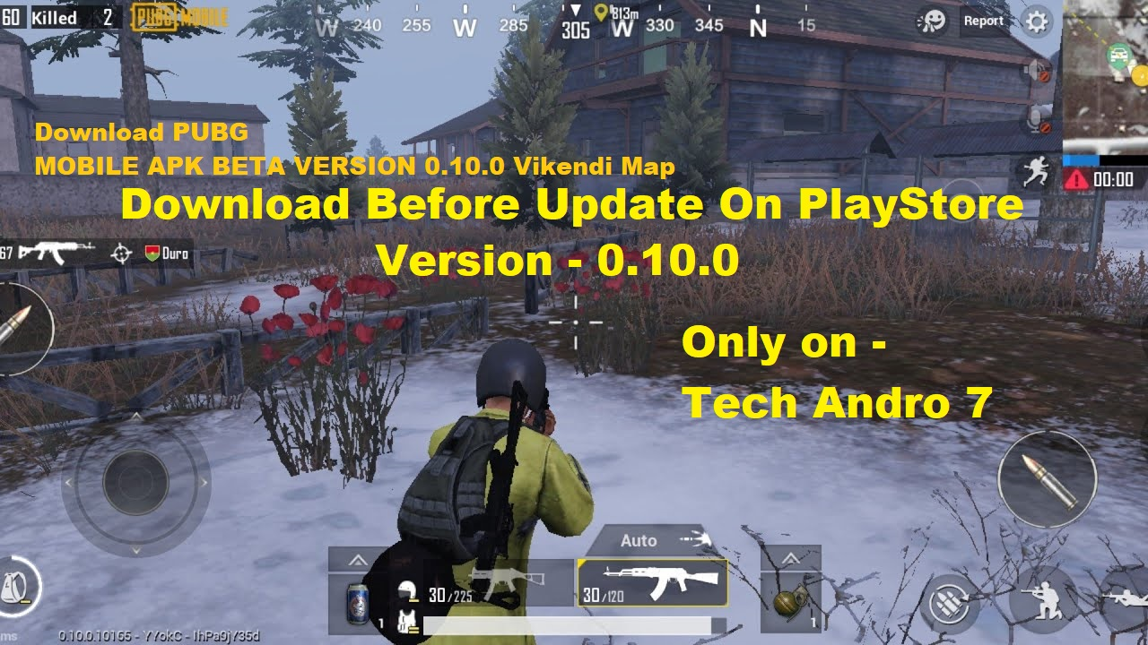 The Mobile Versions Of Pubg Look Great But There S A Catch: Tech Andro 7: 2018