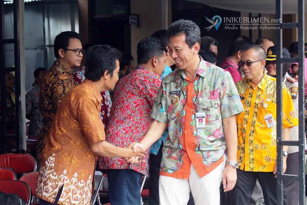 Lima Pejabat Eselon II Hasil Lelang Jabatan Bakal Dilantik Jumat Besok