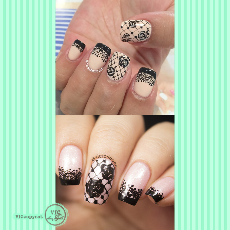 Vic and Her Nails: VicCopycat - \