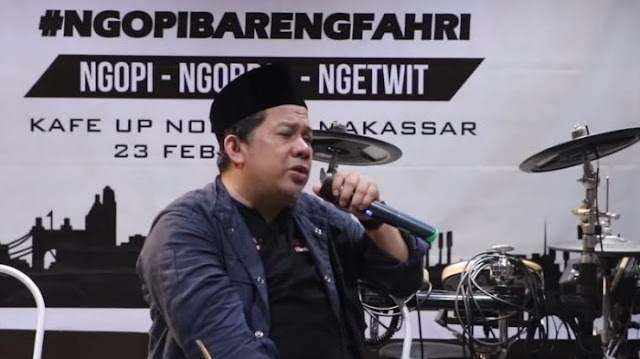 Fahri Hamzah Bongkar Kongkalikong Setya Novanto dan KPK di Skandal E-KTP